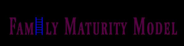 Family maturity model logo